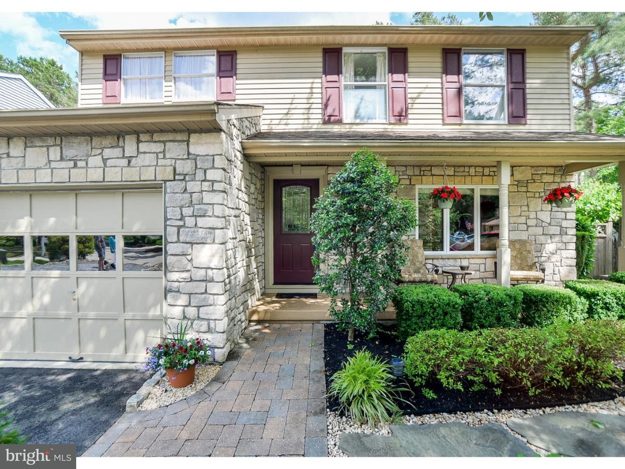 独户住宅 为 出租 在 7 CHADSFORD Court Marlton, 新泽西州 08053 美国