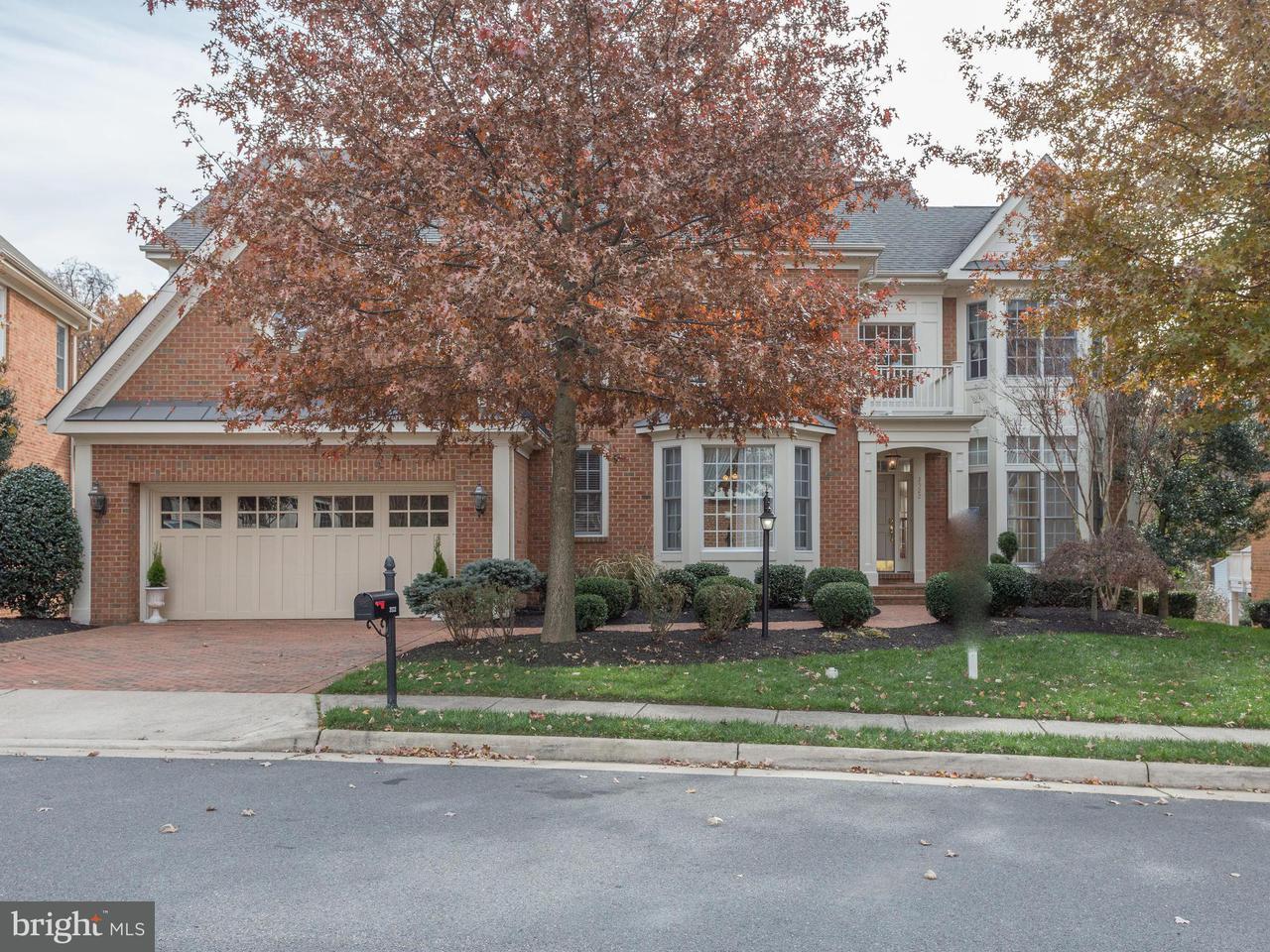 一戸建て のために 売買 アット 3522 Schuerman House Drive 3522 Schuerman House Drive Fairfax, バージニア 22031 アメリカ合衆国
