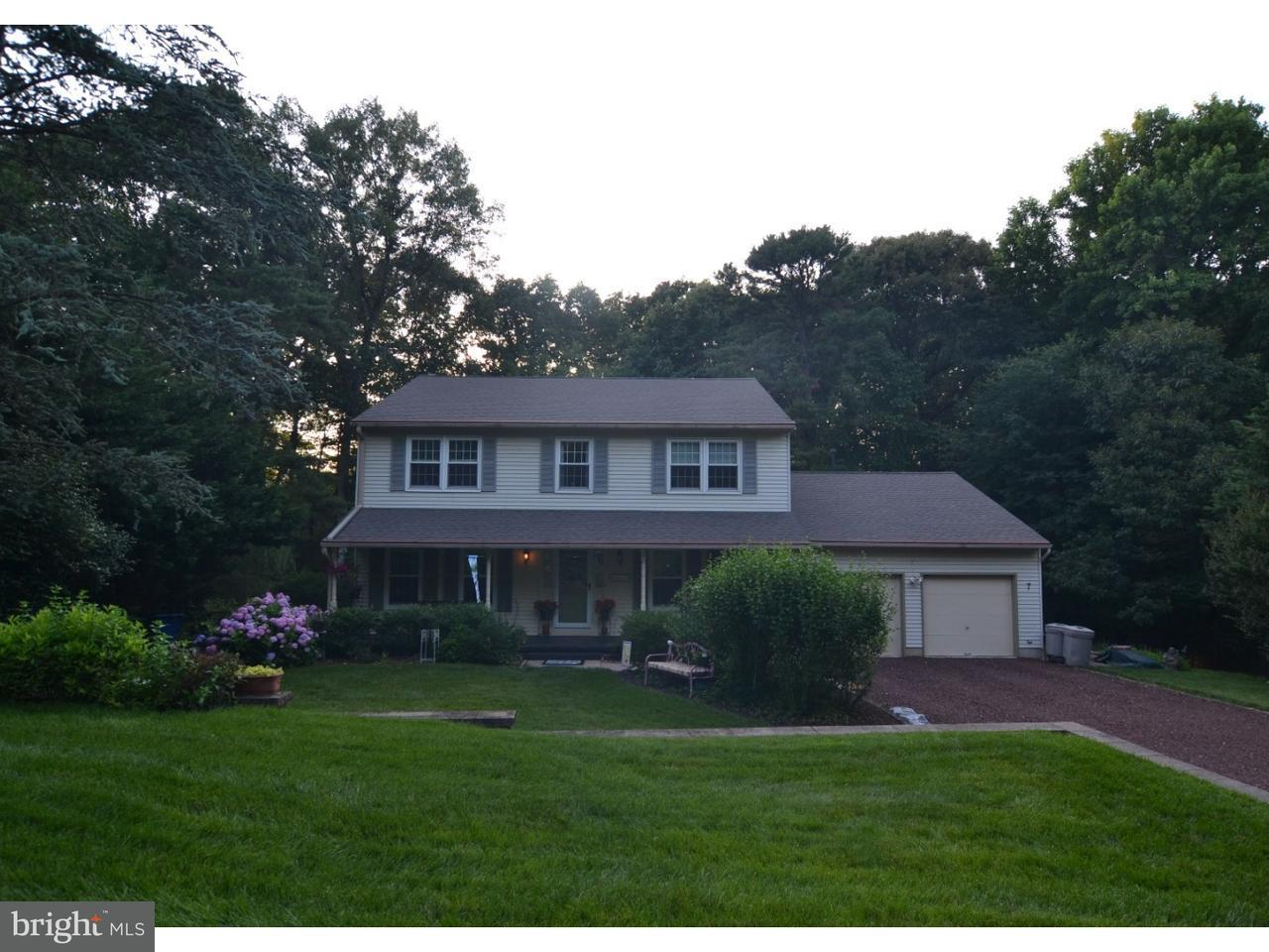 Single Family Home for Sale at 7 RIDGE VIEW Court Voorhees, New Jersey 08043 United States