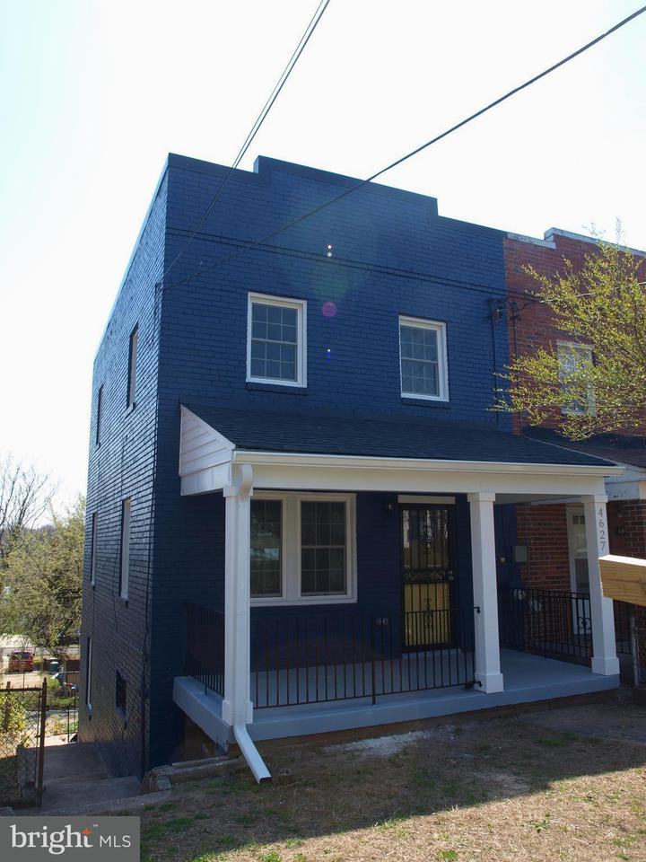 Single Family for Sale at 4627 Jay St NE Washington, District Of Columbia 20019 United States