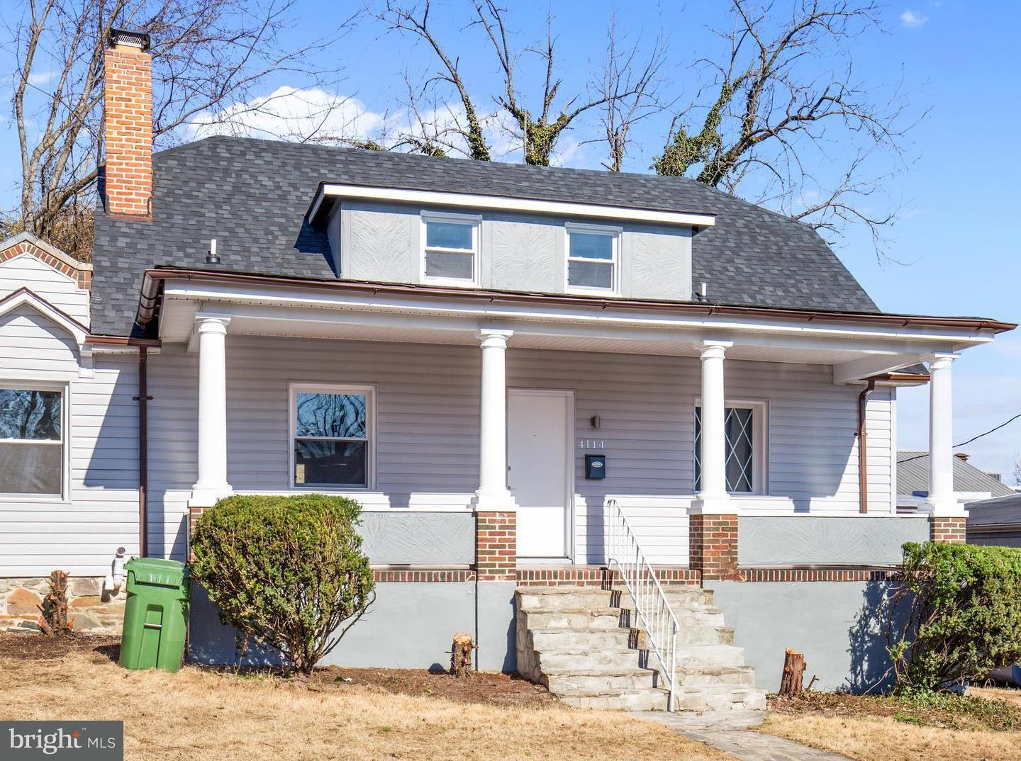 Single Family for Sale at 4114 Idaho Ave Baltimore, Maryland 21206 United States