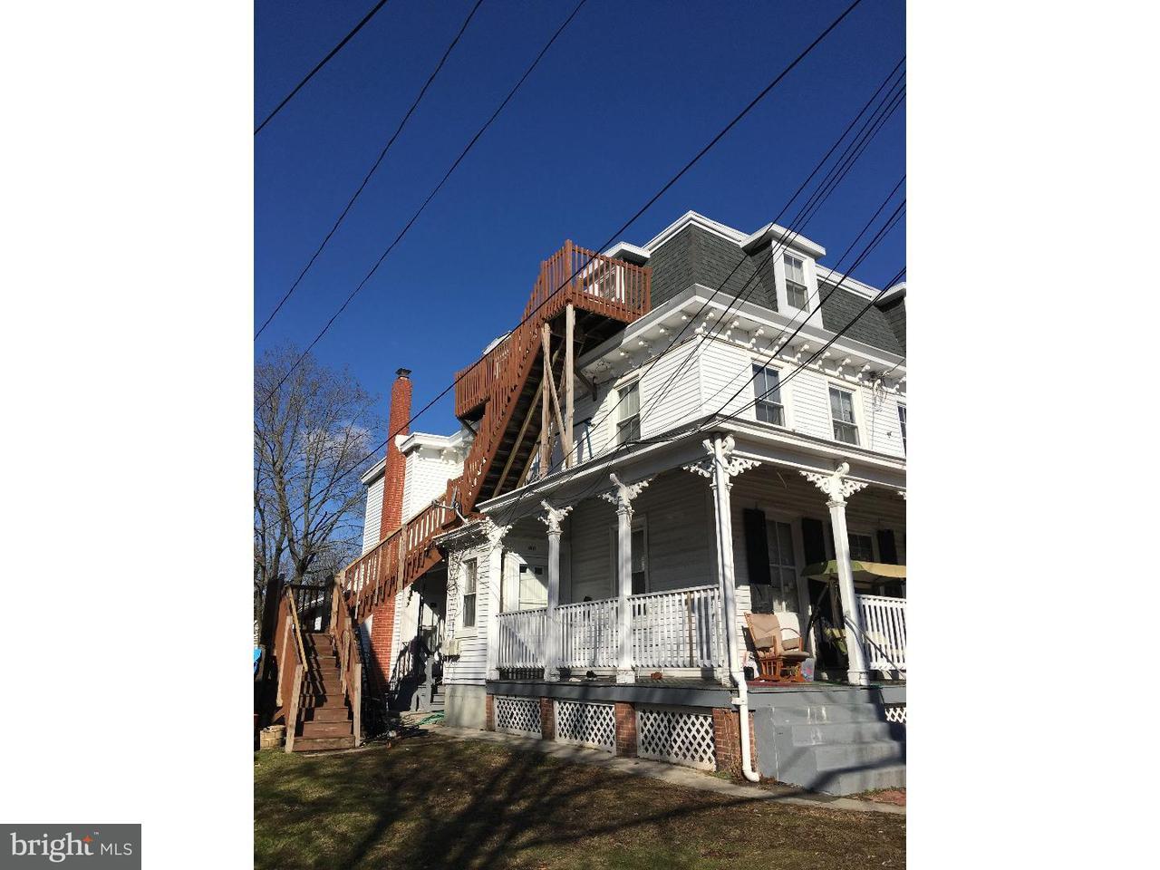Duplex for Rent at 200 ATLANTIC Street Bridgeton, New Jersey 08302 United States