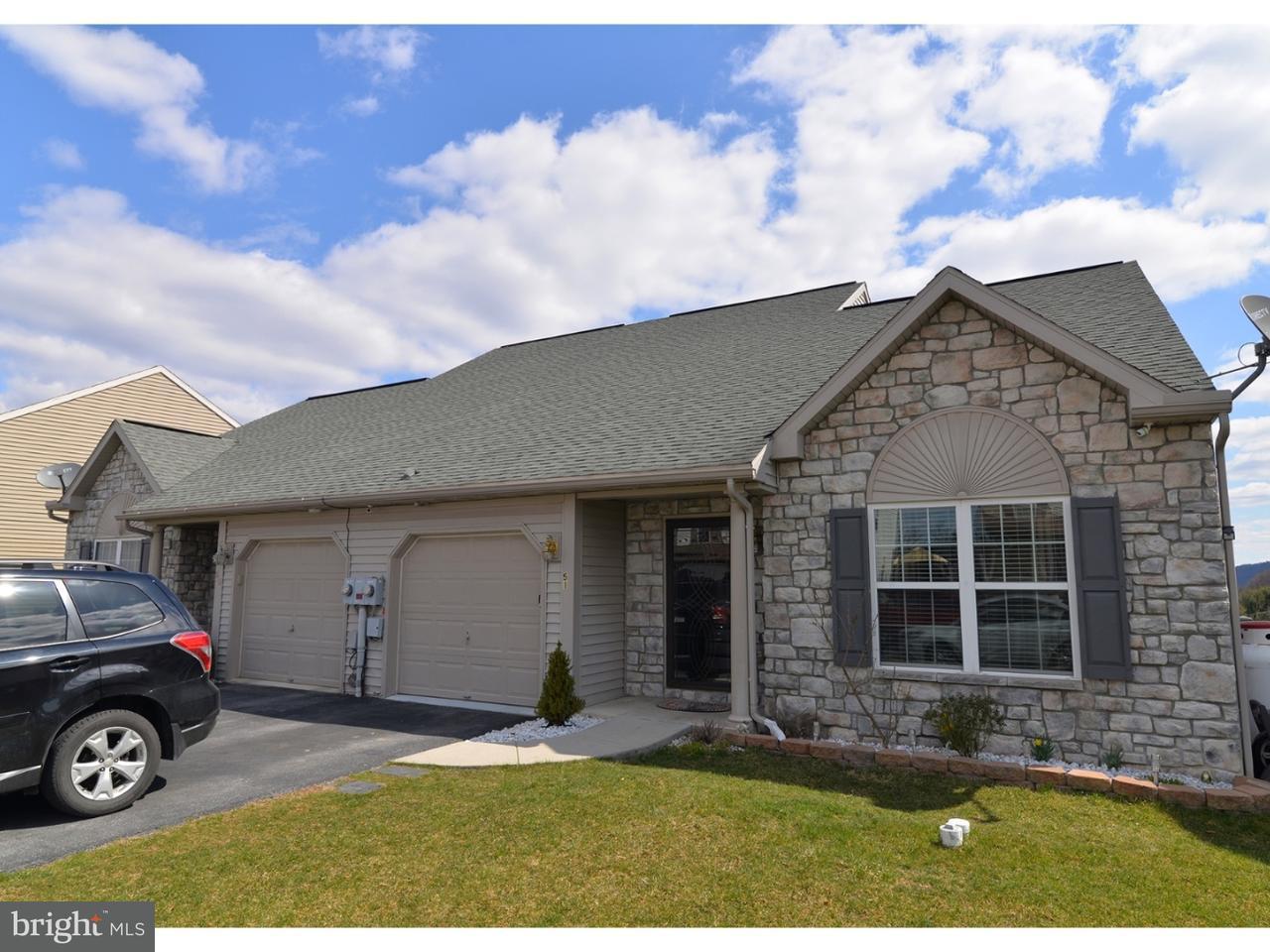 独户住宅 为 销售 在 51 MARSHA Drive Cressona, 宾夕法尼亚州 17929 美国