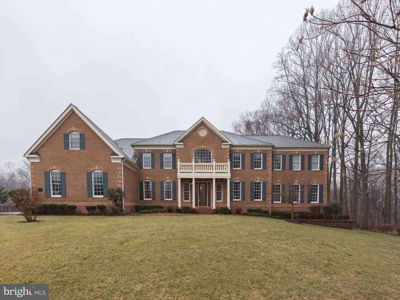 Частный односемейный дом для того Продажа на 11627 Fox Chase Court 11627 Fox Chase Court Ellicott City, Мэриленд 21042 Соединенные Штаты