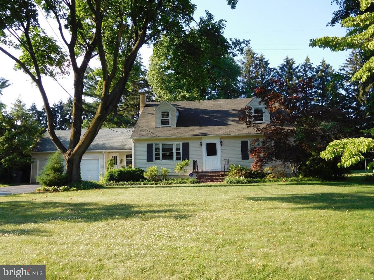 Casa Unifamiliar por un Alquiler en 14 SKILLMAN Avenue Lawrenceville, Nueva Jersey 08648 Estados UnidosEn/Alrededor: Lawrence Township