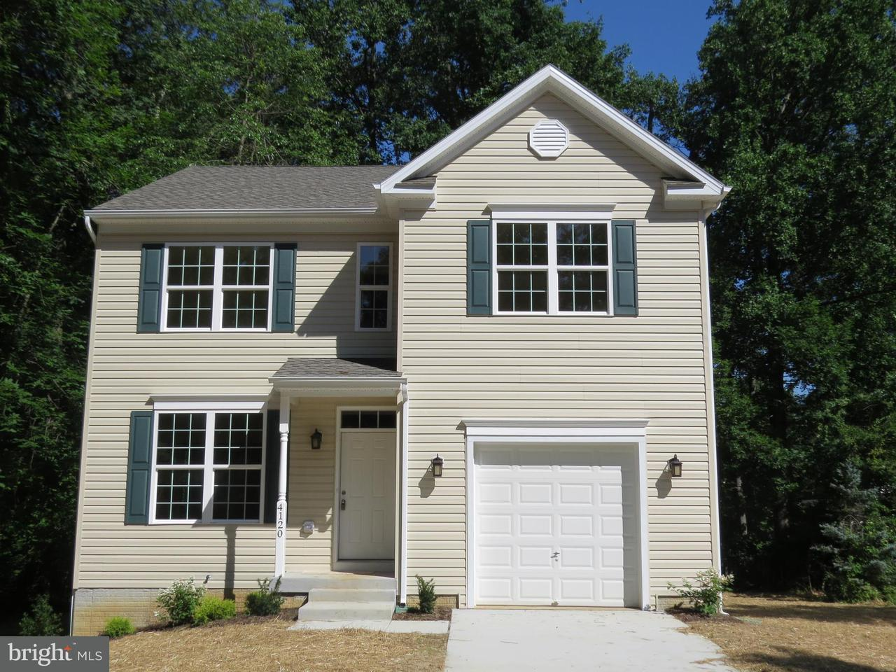 Single Family for Sale at 3601 Oak Ave Gwynn Oak, Maryland 21207 United States