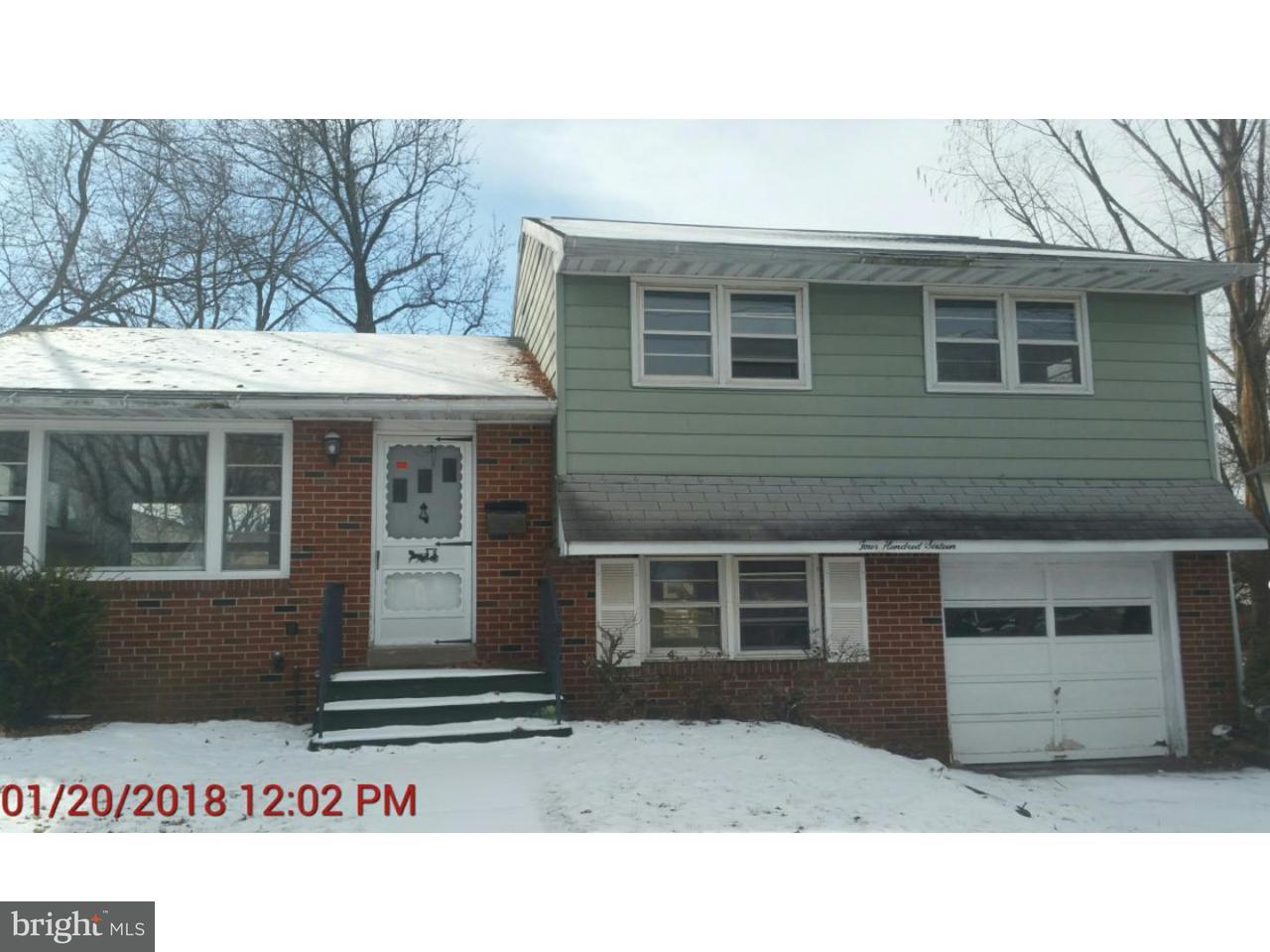 Maison unifamiliale pour l Vente à 416 N MAIN Street Telford, Pennsylvanie 18969 États-Unis