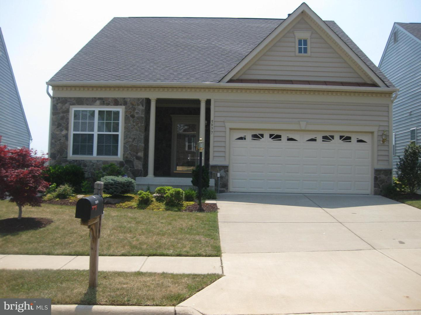 Other Residential for Rent at 5977 Piney Grove Way Gainesville, Virginia 20155 United States