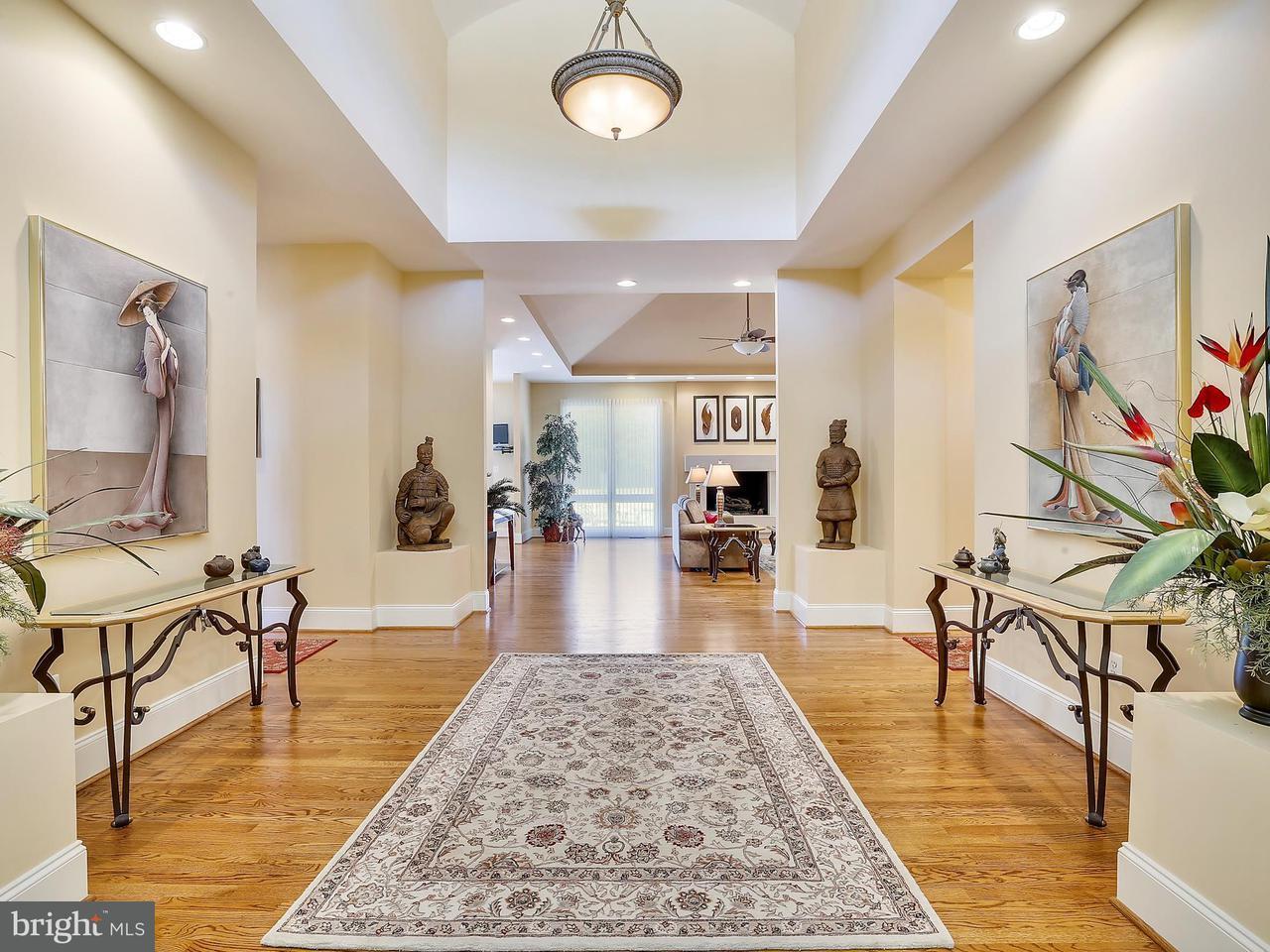 Casa Unifamiliar por un Venta en 13055 Hall Shop Road 13055 Hall Shop Road Highland, Maryland 20777 Estados Unidos