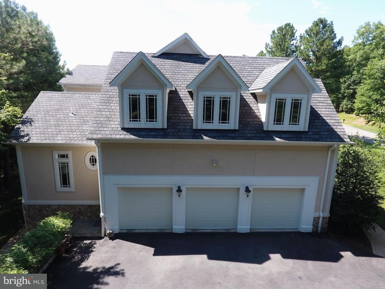 Частный односемейный дом для того Продажа на 11403 Little Bay Harbor Way 11403 Little Bay Harbor Way Spotsylvania, Виргиния 22551 Соединенные Штаты