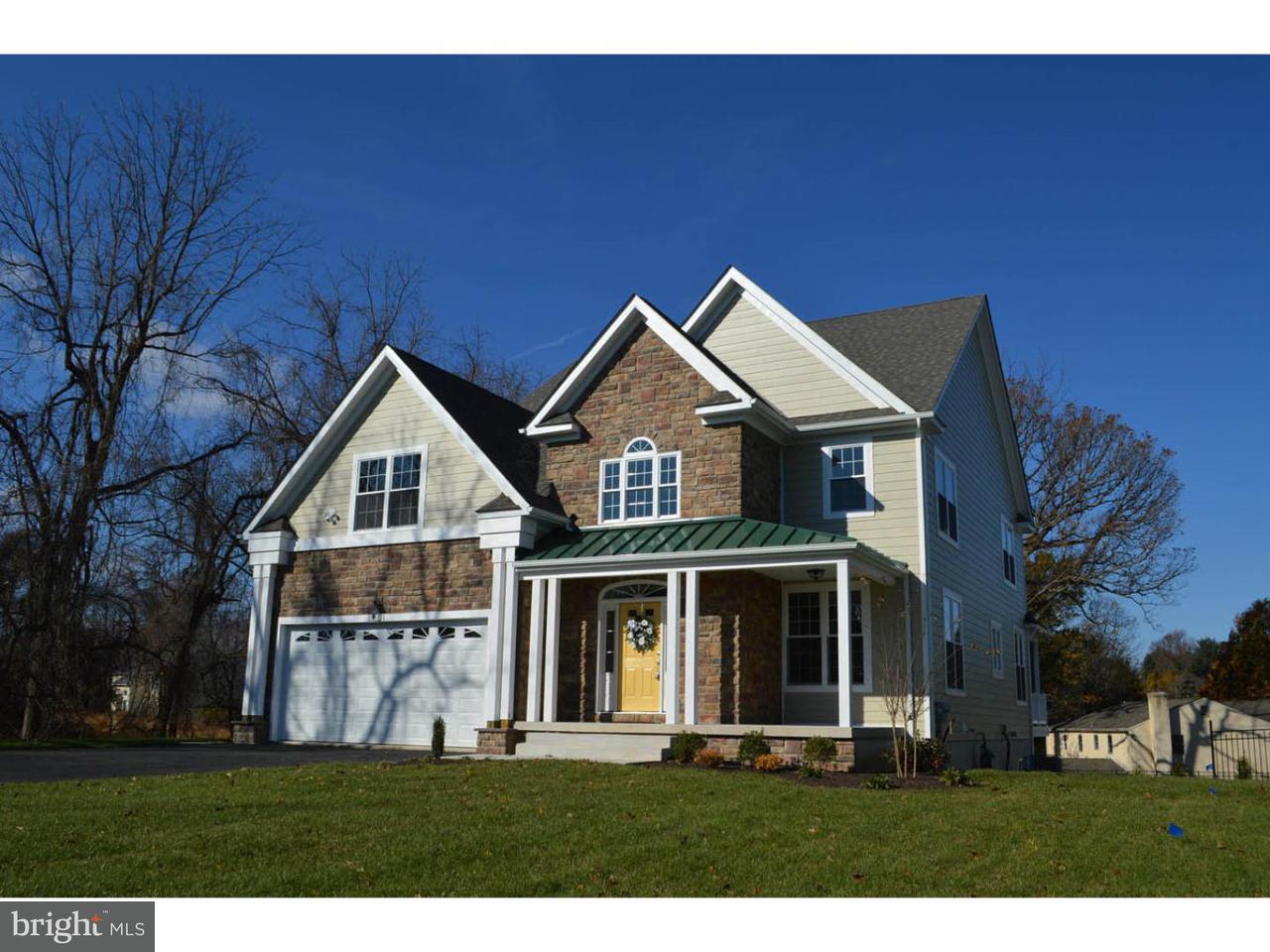 Частный односемейный дом для того Продажа на 109 FOX HOLLOW Lane Broomall, Пенсильвания 19008 Соединенные Штаты