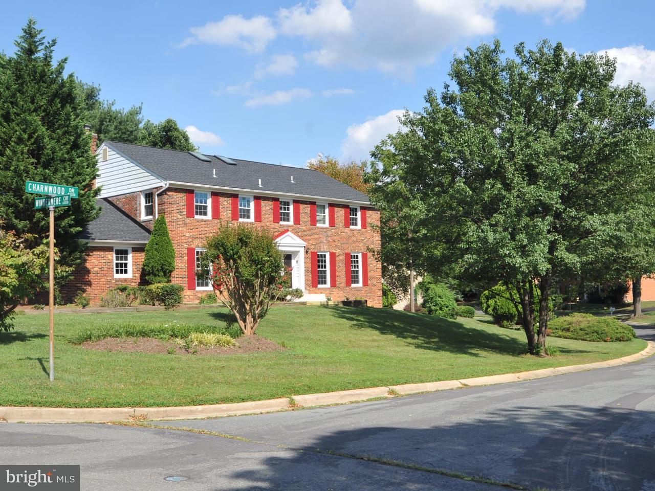 단독 가정 주택 용 매매 에 6320 Windermere Circle 6320 Windermere Circle Rockville, 메릴랜드 20852 미국