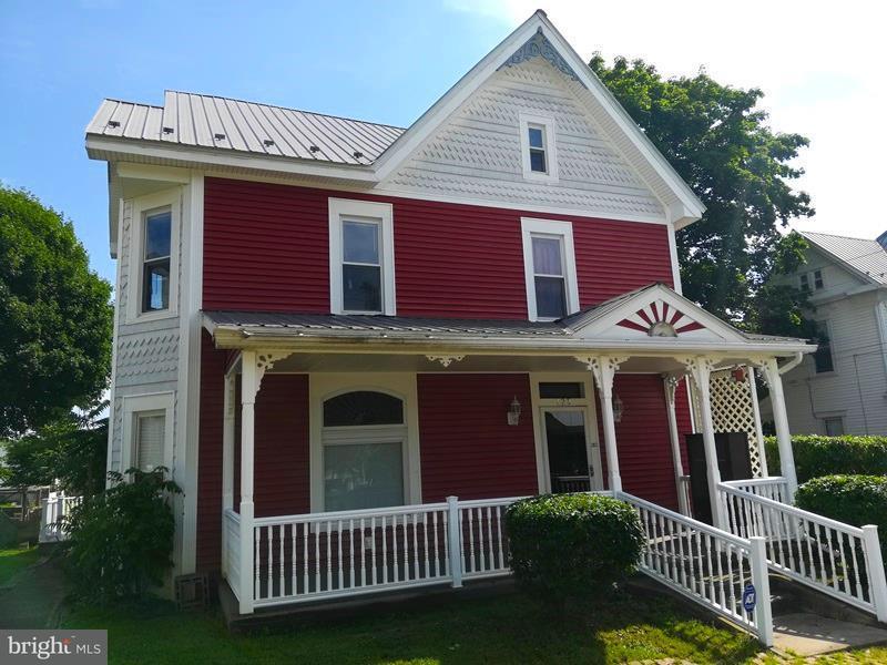Single Family for Sale at 123 Union Salisbury, Pennsylvania 15558 United States