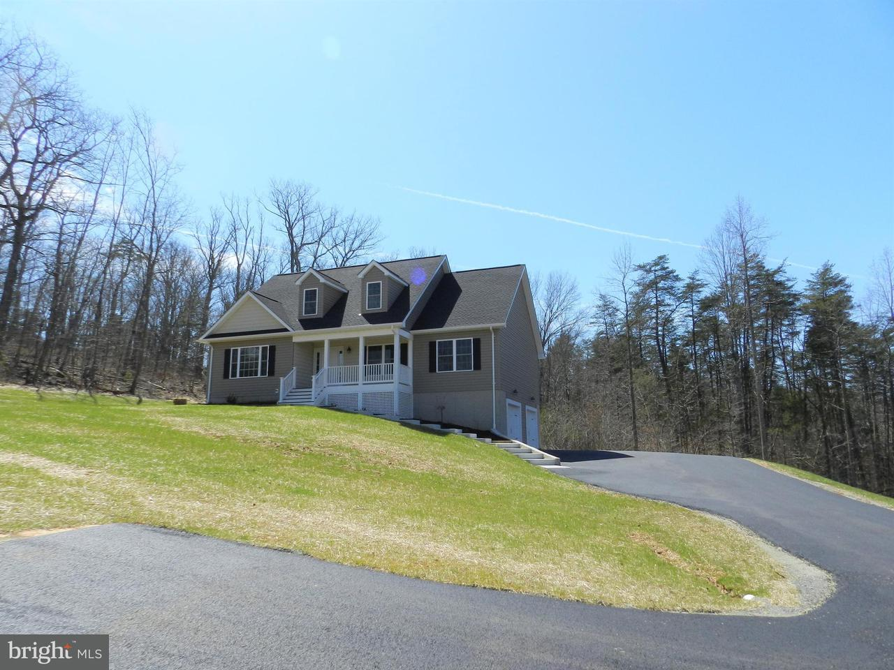 Single Family Home for Sale at 7548 Sarahs Way 7548 Sarahs Way Culpeper, Virginia 22701 United States