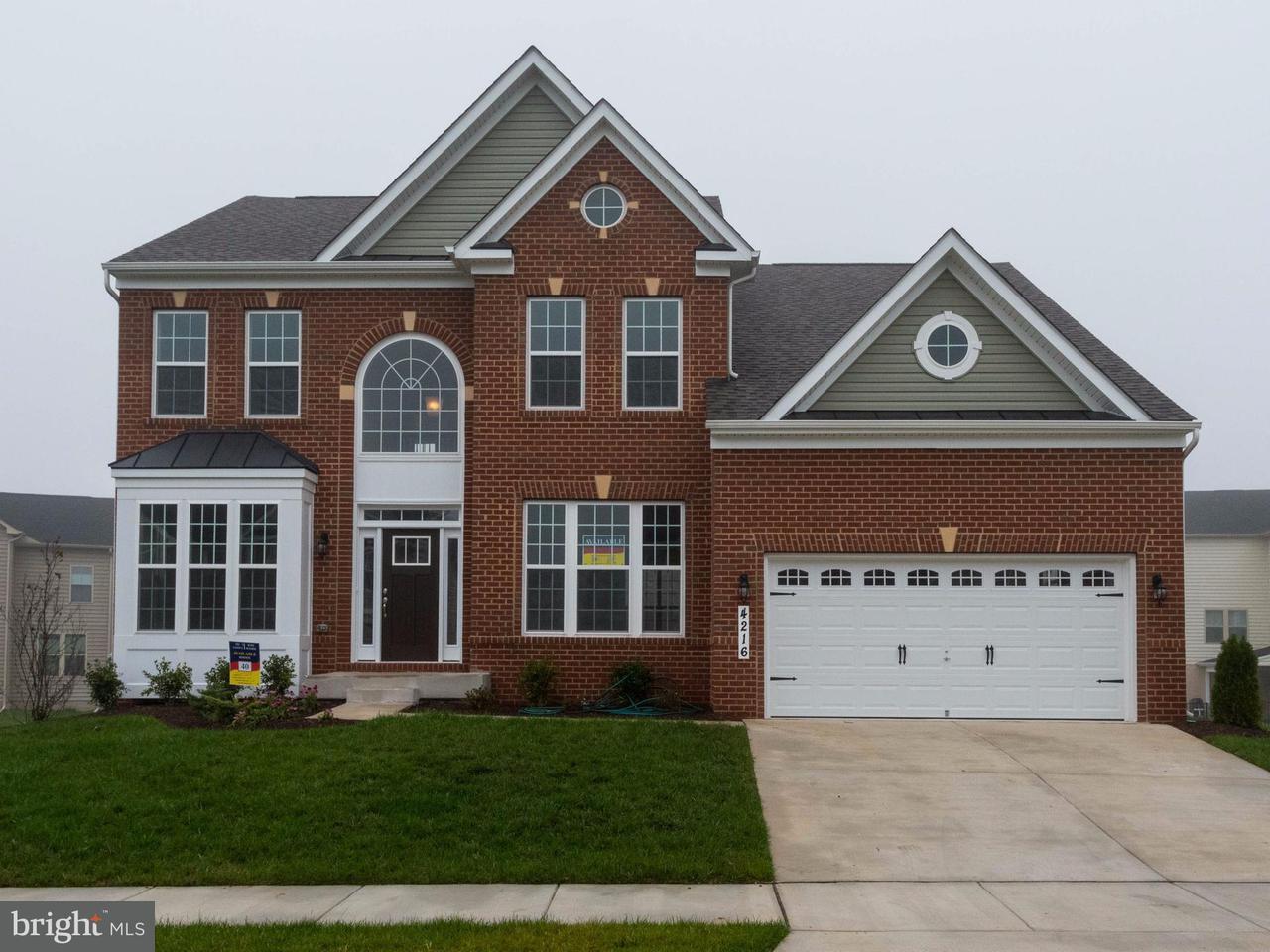 Maison unifamiliale pour l Vente à 9763 Powder Hall Road 9763 Powder Hall Road Perry Hall, Maryland 21128 États-Unis