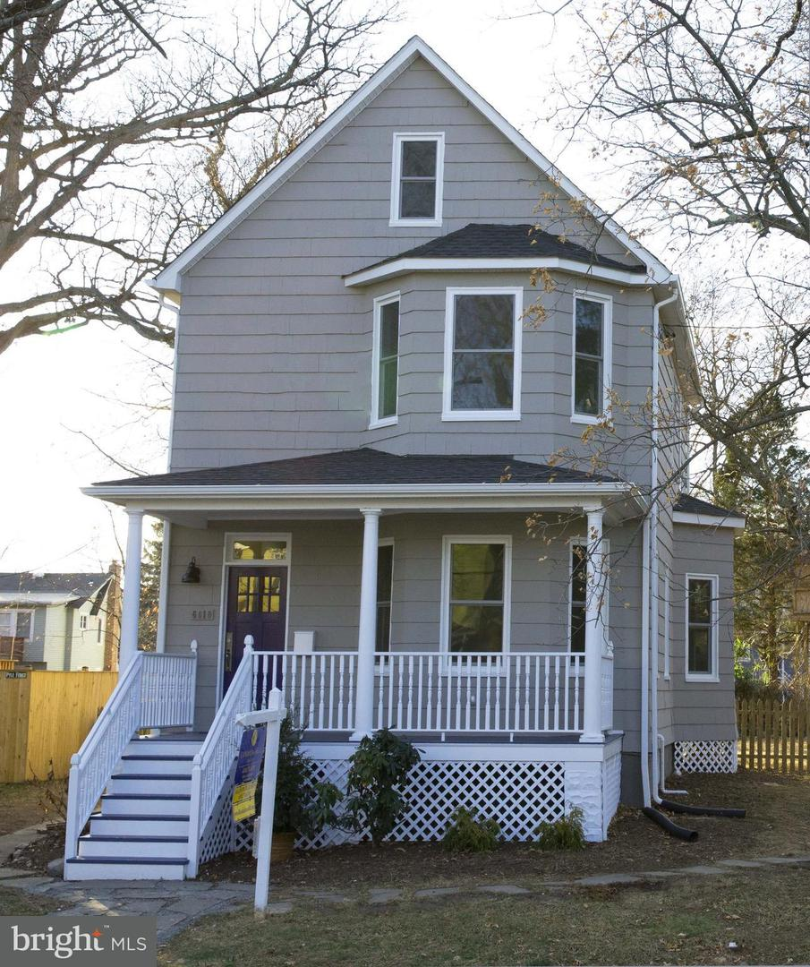 Single Family for Sale at 6010 Prescott Ave Baltimore, Maryland 21212 United States