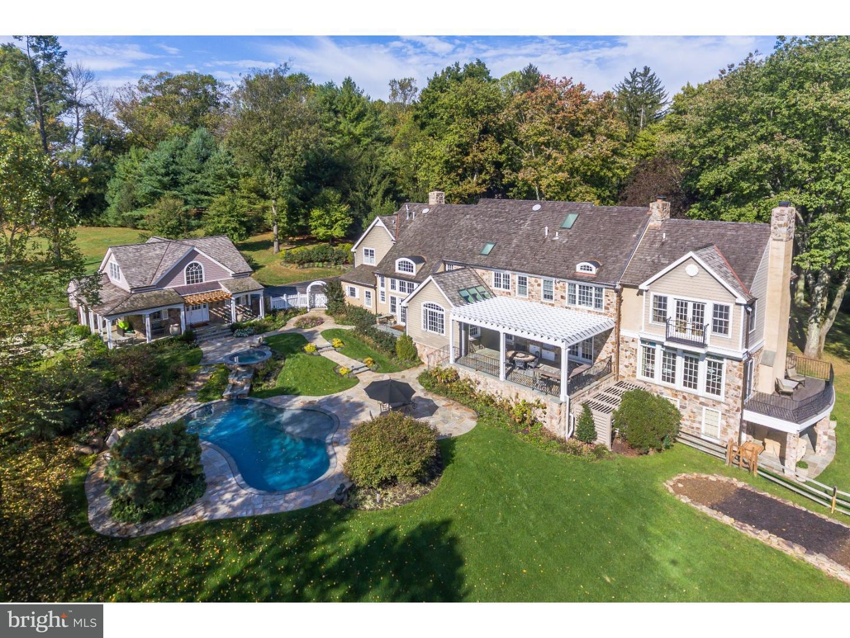Tek Ailelik Ev için Satış at 147 JAFFREY Road Malvern, Pennsylvania 19355 Amerika Birleşik Devletleri