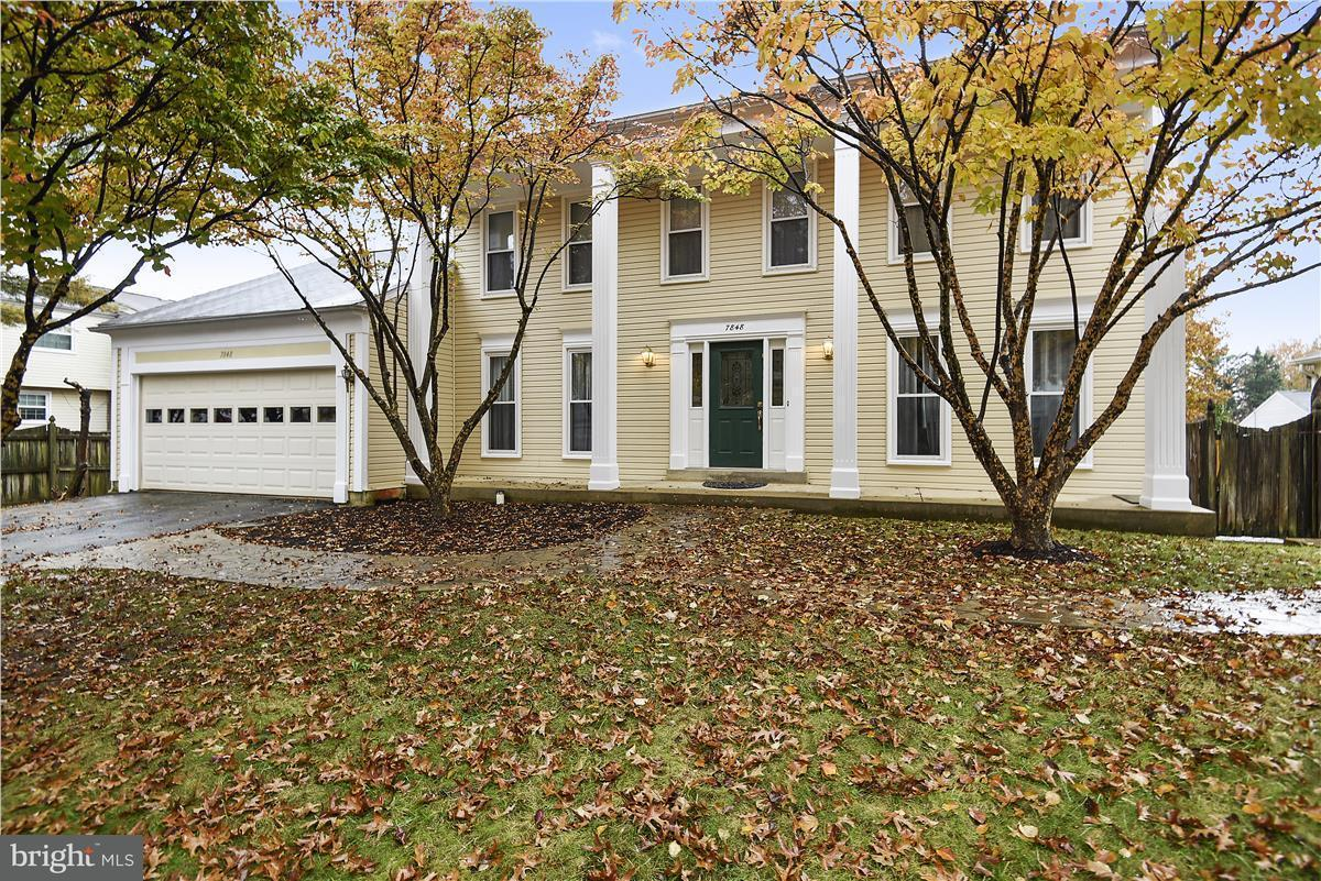 Частный односемейный дом для того Продажа на 7848 Epsilon Drive 7848 Epsilon Drive Derwood, Мэриленд 20855 Соединенные Штаты