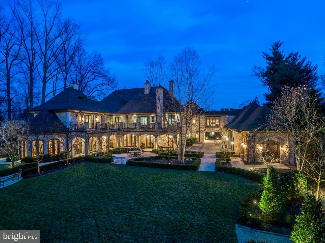 Single Family for Sale at 5517 Pembroke Rd Bethesda, Maryland 20817 United States