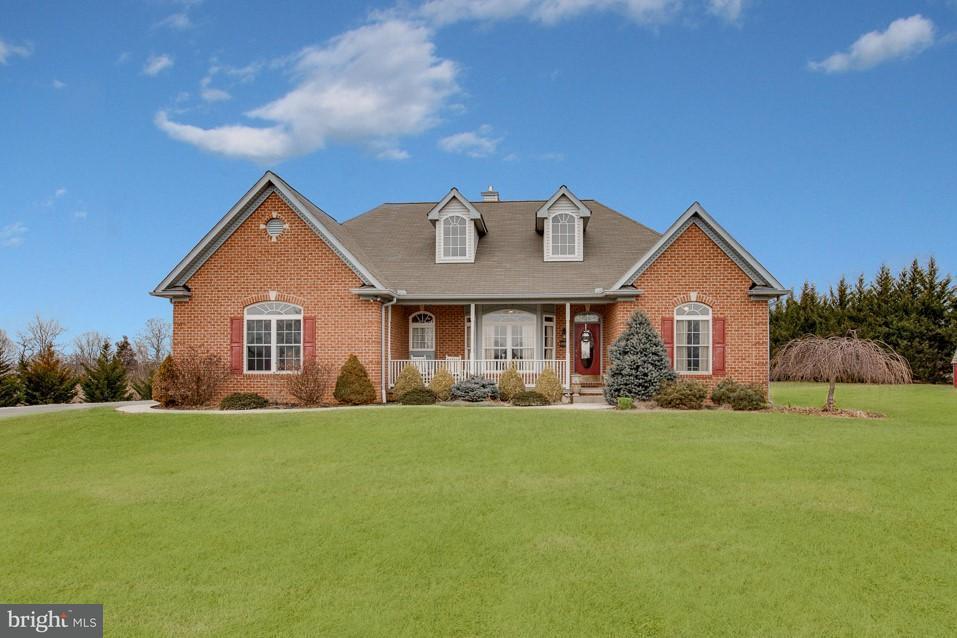 Частный односемейный дом для того Продажа на 19908 Thacker Drive 19908 Thacker Drive Boonsboro, Мэриленд 21713 Соединенные Штаты