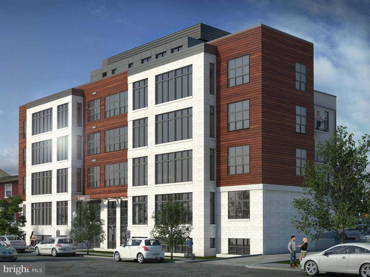 Condominium for Sale at 1345 K St Se #203 1345 K St Se #203 Washington, District Of Columbia 20003 United States