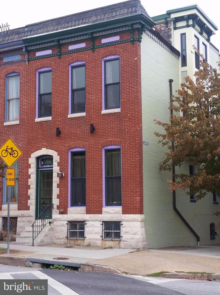 Other Residential for Rent at 2540 E Baltimore St Baltimore, Maryland 21224 United States