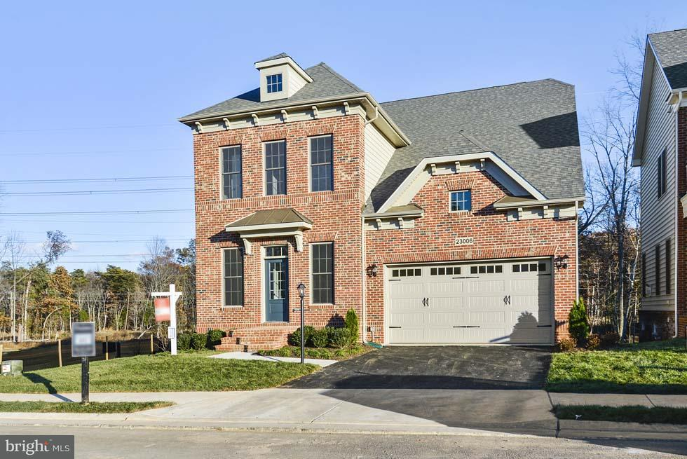 Single Family Home for Sale at 23006 Shooting Star Place 23006 Shooting Star Place Ashburn, Virginia 20148 United States