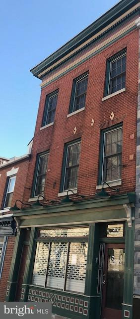 Other Residential for Sale at 317 Franklin St Baltimore, Maryland 21201 United States