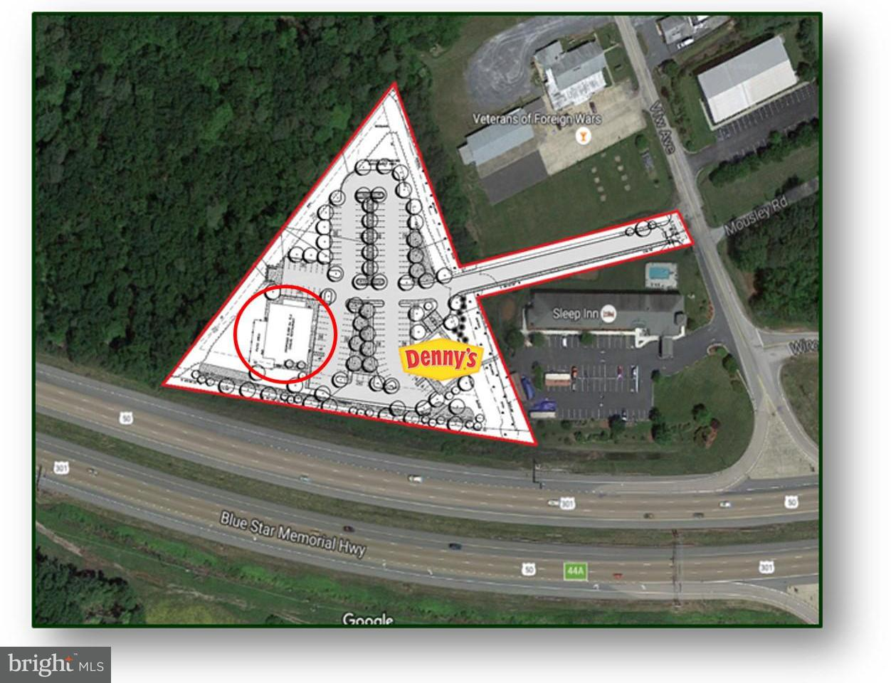 Land for Sale at Vfw Avenue Vfw Avenue Grasonville, Maryland 21638 United States