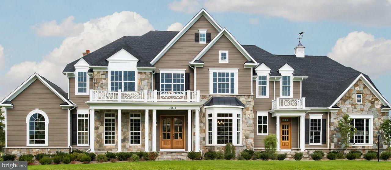 獨棟家庭住宅 為 出售 在 Brandy Ridge Brandy Ridge Purcellville, 弗吉尼亞州 20132 美國