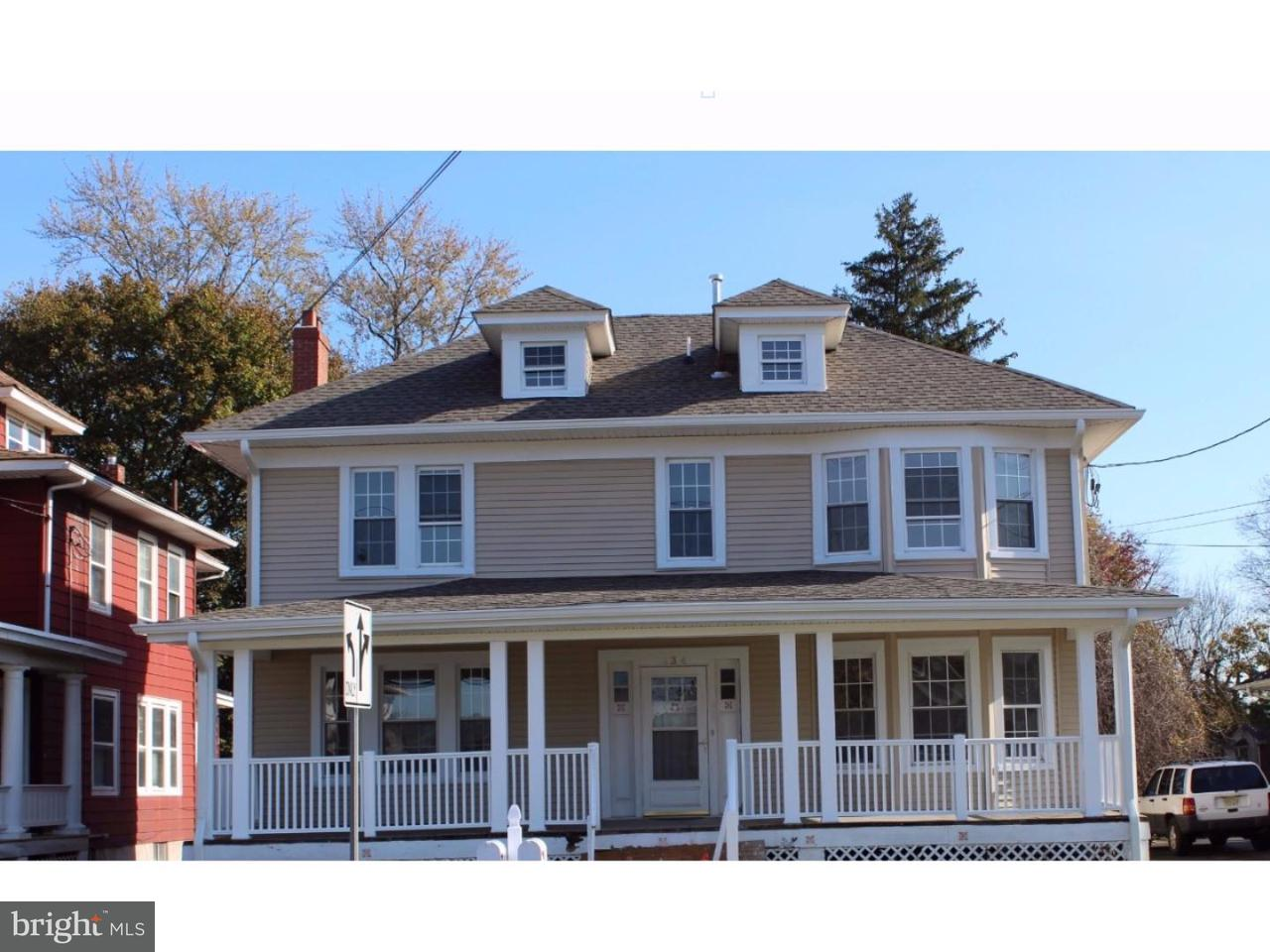 Частный односемейный дом для того Аренда на 134 KLOCKNER RD #2 Hamilton, Нью-Джерси 08619 Соединенные ШтатыВ/Около: Hamilton Township