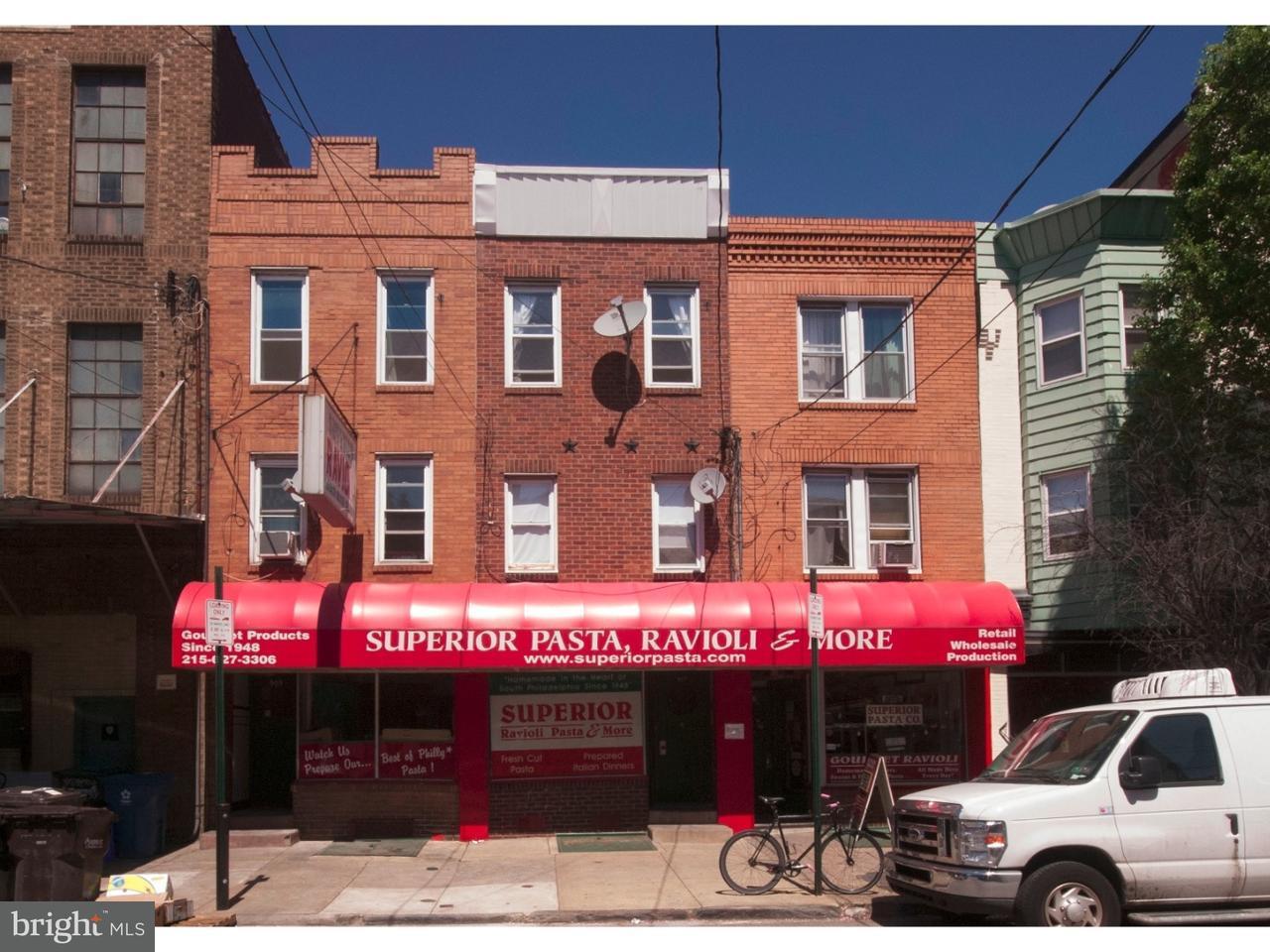 Triple por un Venta en 905-909 CHRISTIAN Street Philadelphia, Pennsylvania 19147 Estados Unidos