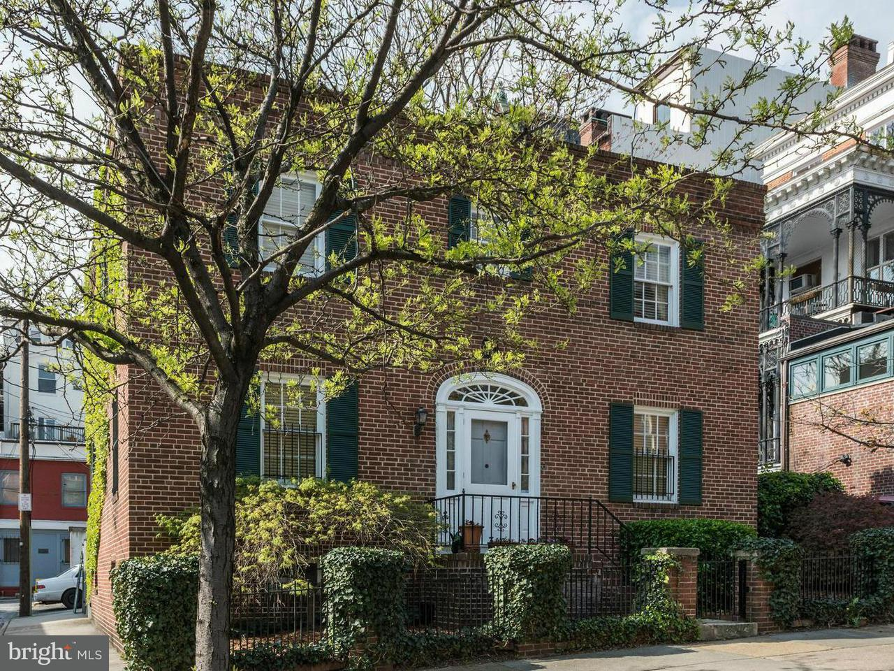 Single Family for Sale at 7 Madison St E Baltimore, Maryland 21202 United States