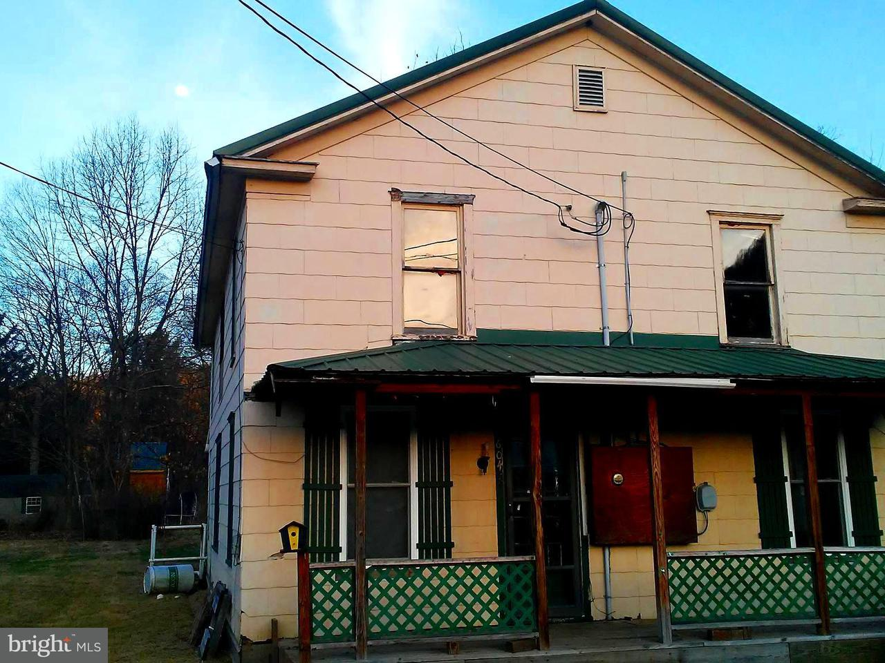 Single Family for Sale at 604 Third St Kitzmiller, Maryland 21538 United States