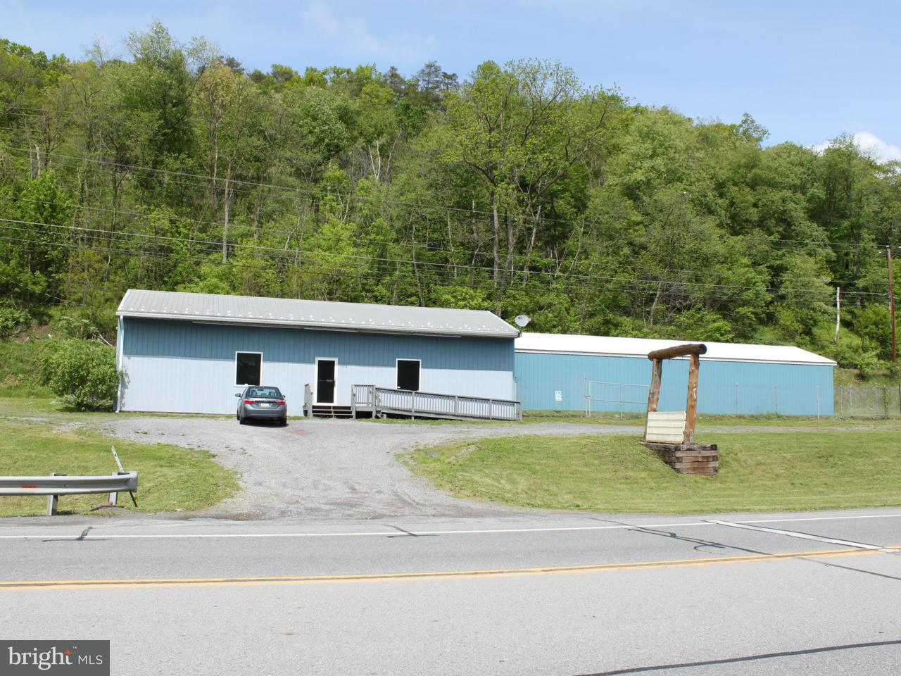 Commercial for Sale at 11559 William Penn Hwy Huntingdon, Pennsylvania 16652 United States