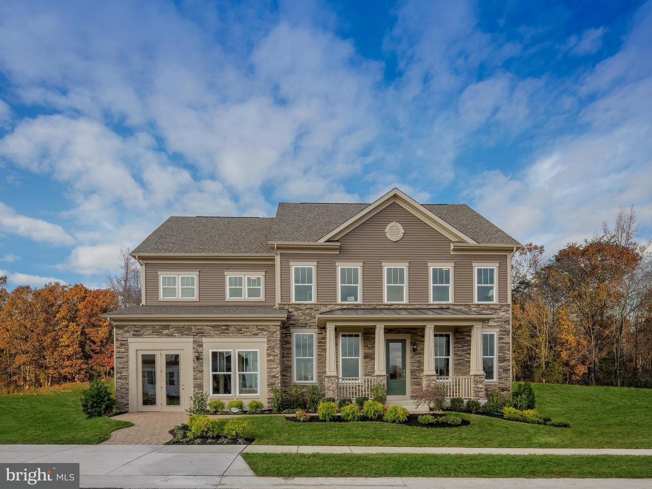 Eensgezinswoning voor Verkoop een t Broad Wing Drive Broad Wing Drive Odenton, Maryland 21113 Verenigde Staten