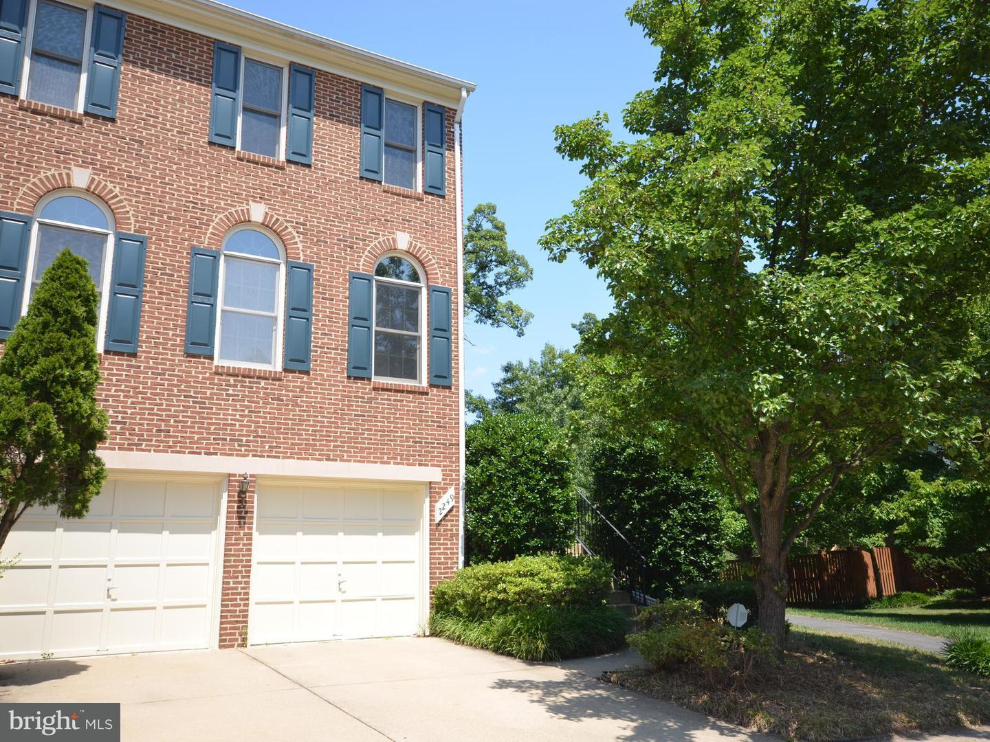 Other Residential for Rent at 2249 Journet Dr Dunn Loring, Virginia 22027 United States