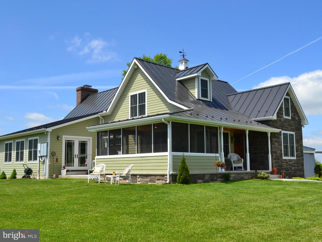 Single Family for Sale at 6226 Shenandoah Mountain Rd Mathias, West Virginia 26812 United States