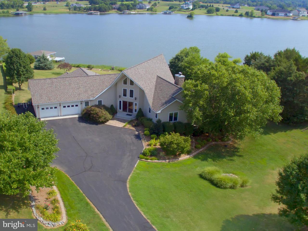 Maison unifamiliale pour l Vente à 5807 Blue Ridge Road 5807 Blue Ridge Road Mineral, Virginia 23117 États-Unis