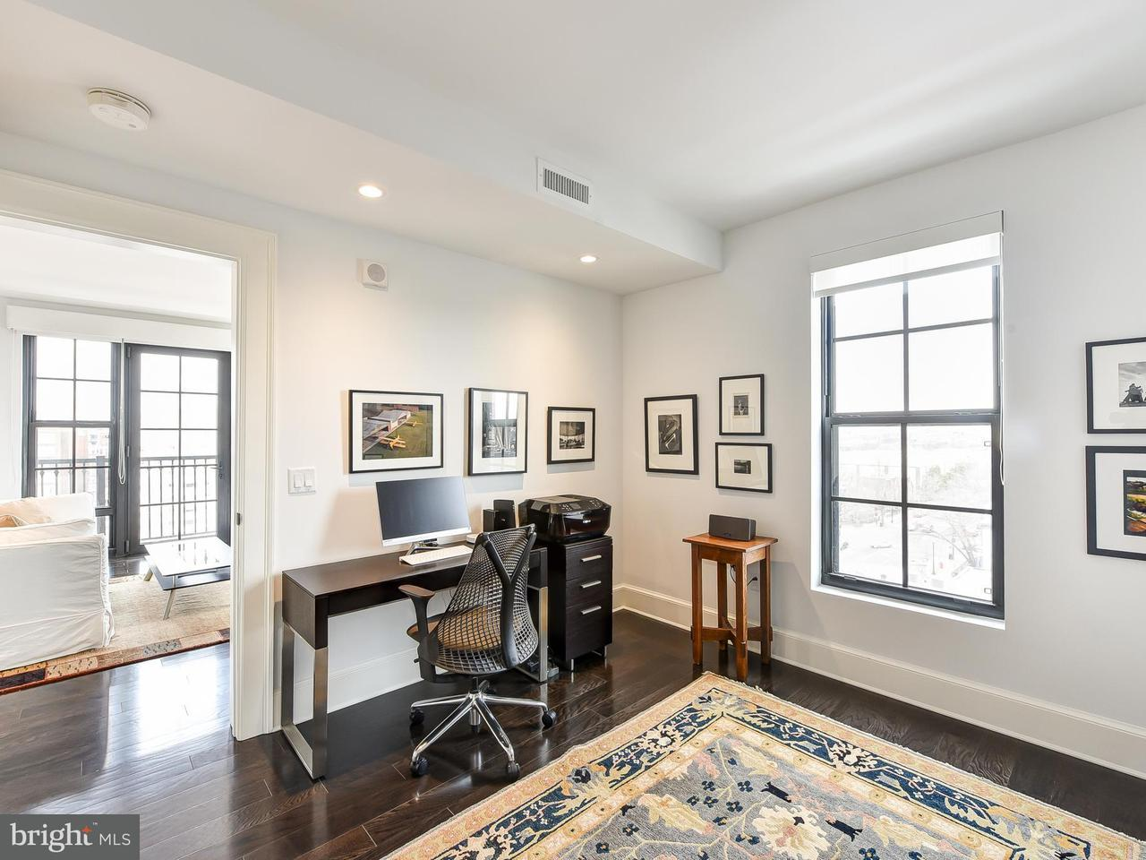 Additional photo for property listing at 1011 M St NW #907  Washington, District Of Columbia 20001 United States