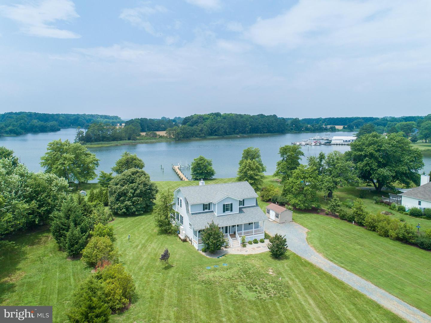 Single Family for Sale at 22610 Anna May Dr Wittman, Maryland 21676 United States