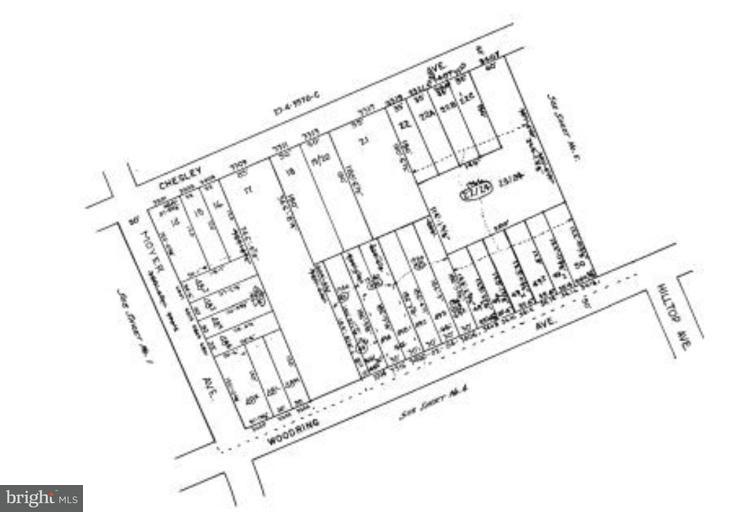 Land for Sale at 3309 Chesley Ave Baltimore, Maryland 21234 United States
