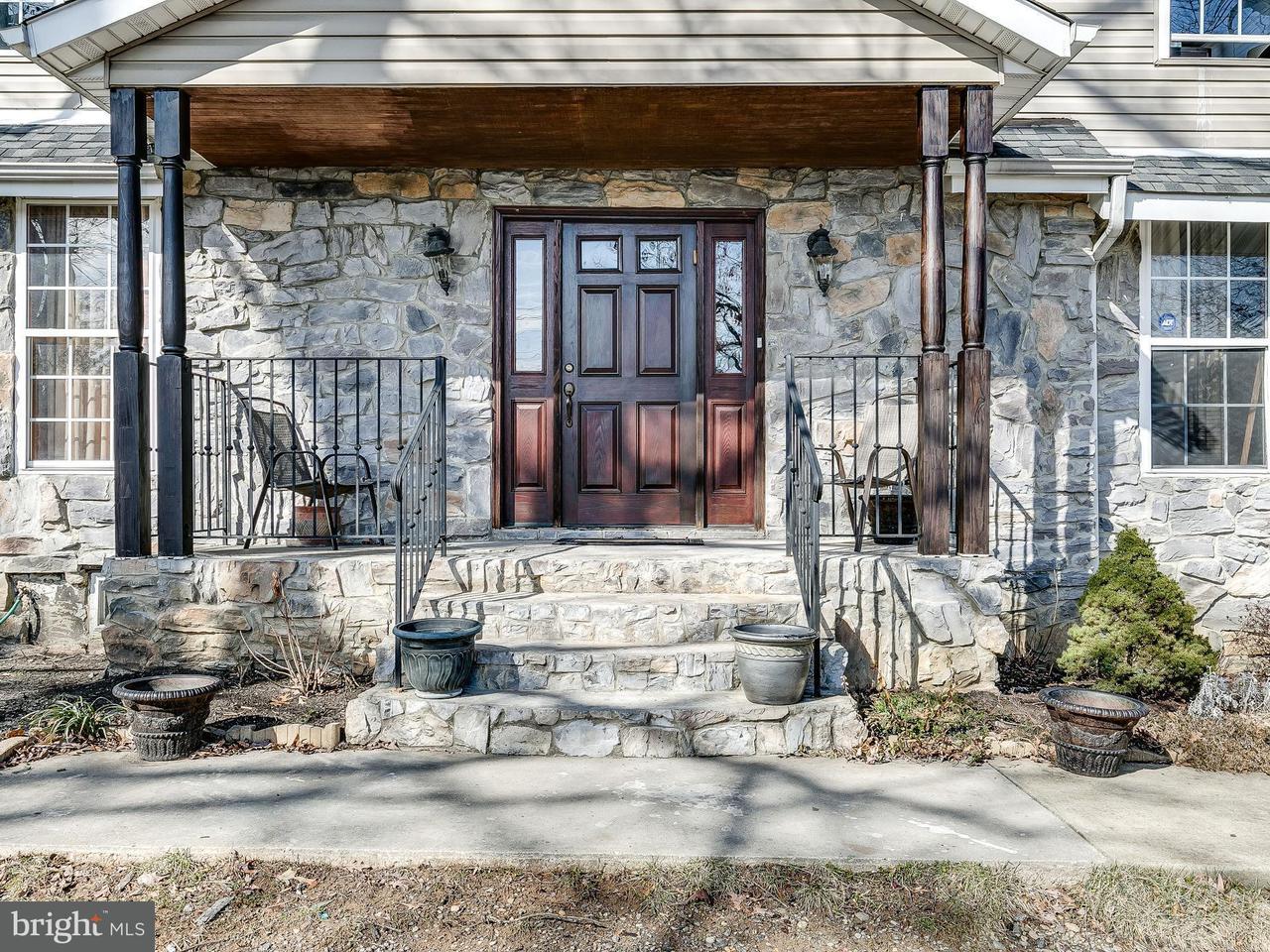 Maison unifamiliale pour l Vente à 9524 Lanham Severn Road 9524 Lanham Severn Road Lanham, Maryland 20706 États-Unis