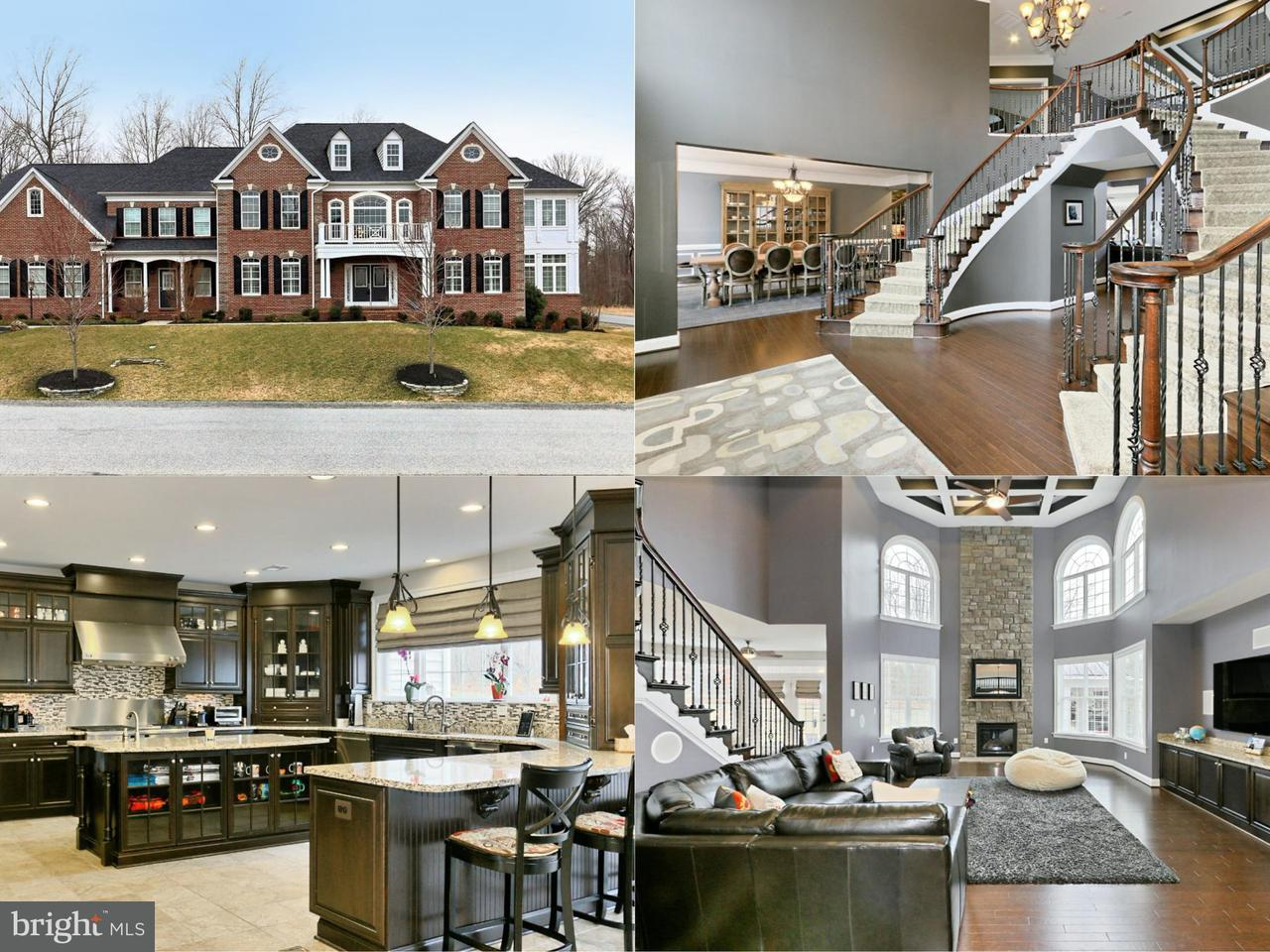 Maison unifamiliale pour l Vente à 22391 Conservancy Drive 22391 Conservancy Drive Ashburn, Virginia 20148 États-Unis
