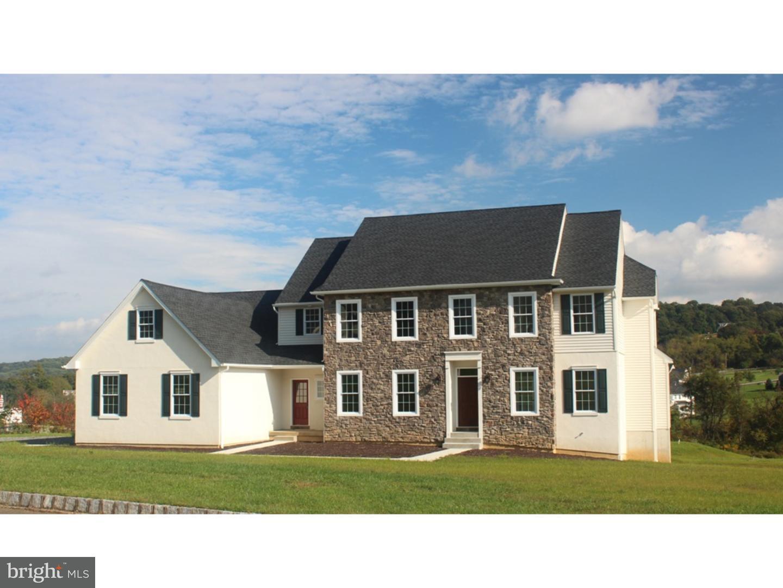 Maison unifamiliale pour l Vente à 6280 SHADY Drive Coopersburg, Pennsylvanie 18036 États-Unis