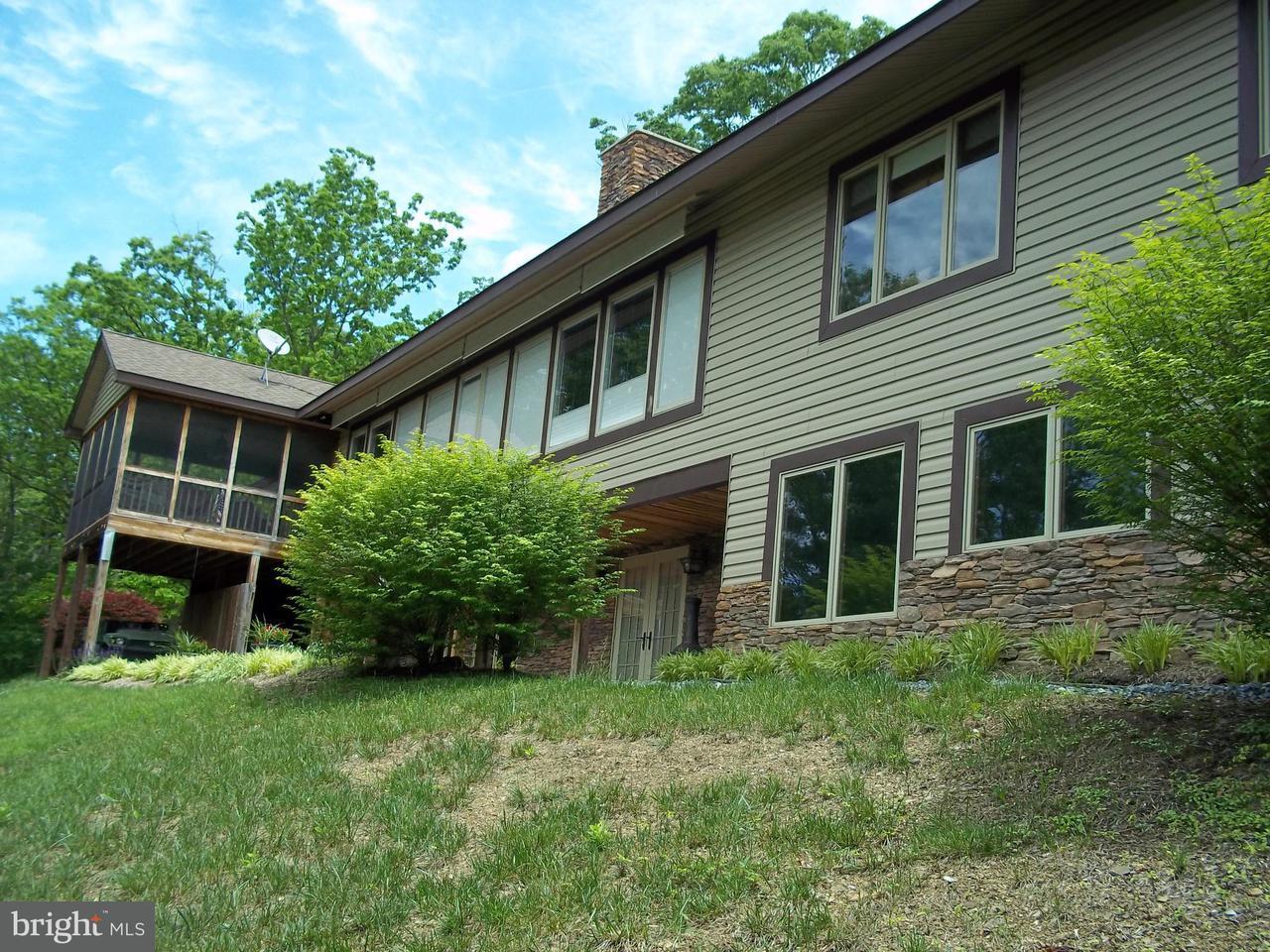 一戸建て のために 売買 アット 270 Morgan Road 270 Morgan Road Cross Junction, バージニア 22625 アメリカ合衆国