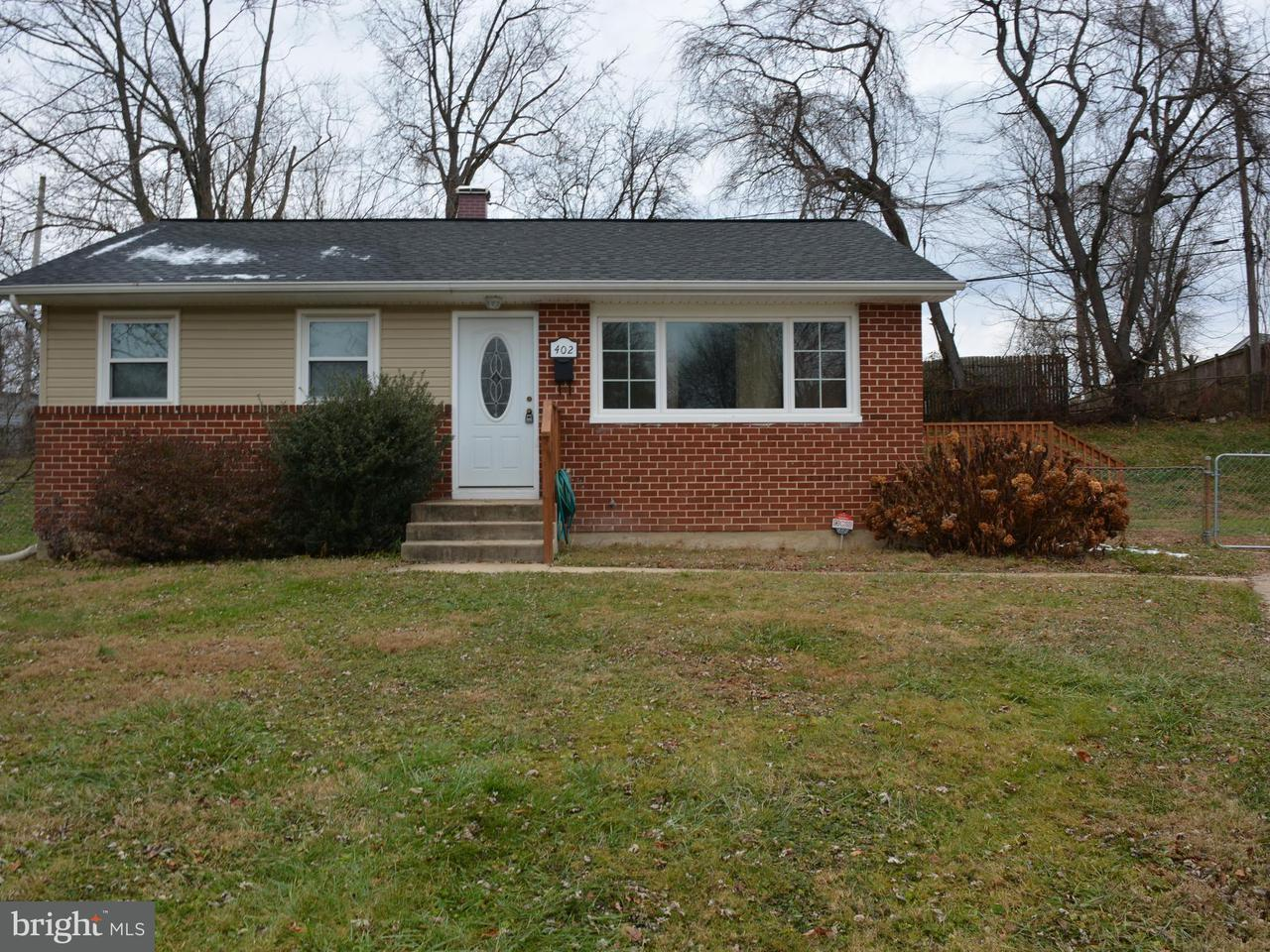 Other Residential for Rent at 402 Suburbian Ct Reisterstown, Maryland 21136 United States