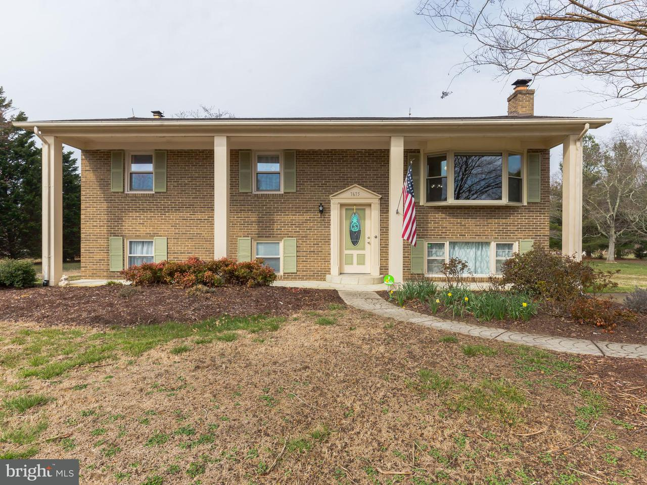 Single Family for Sale at 7675 Poplar St Charlotte Hall, Maryland 20622 United States