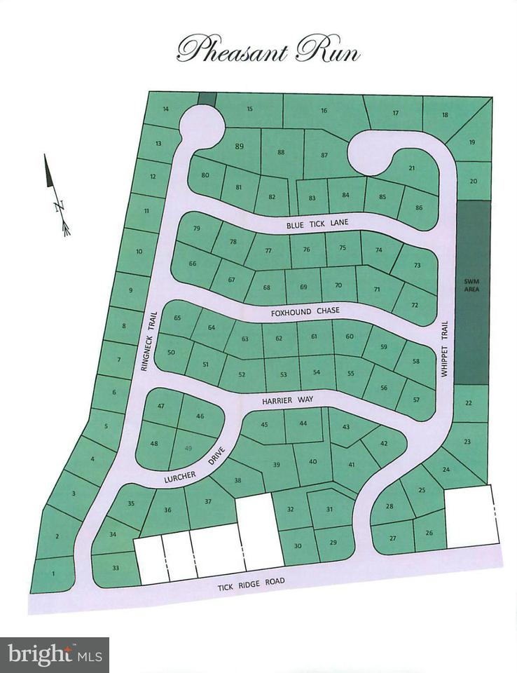 Additional photo for property listing at Lot #25 Whippet Trail  Waynesboro, Pennsylvania 17268 United States