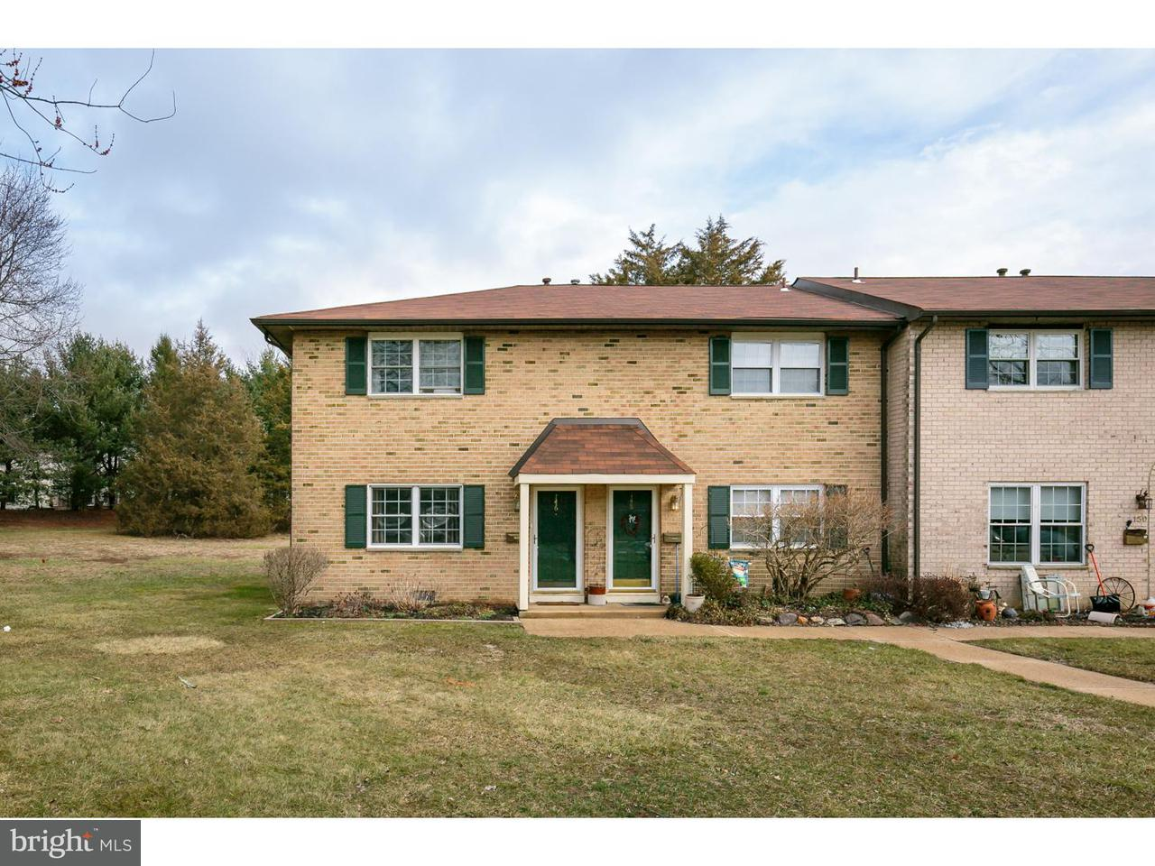 Townhouse for Sale at 146 EAVES MILL Road Medford, New Jersey 08055 United States